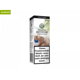 SC Liquid/Tabak 12mg Strong Taste Tobacco