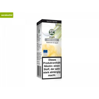SC Liquid/Frucht 0mg (nikotinfrei) Honey Crunch