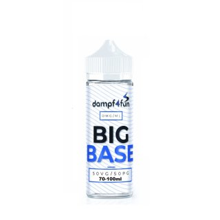 Dampf4Fun (Vapestreet) Basis 100ml/120ml 0mg/ml 50VG / 50PG
